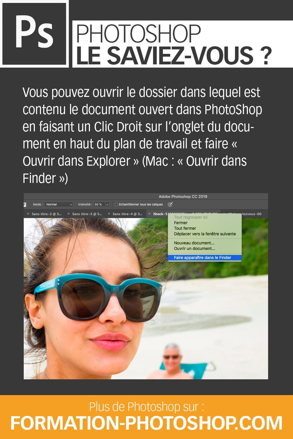astuce photoshop dossier parent photoshop